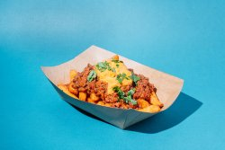 Chilli cheese fries image