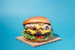 MEATinc burger image