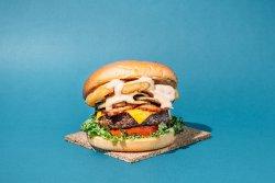 Tower burger image