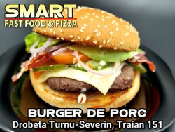 Burger de porc image
