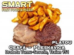 Platou ceafă de porc – pleskavica image