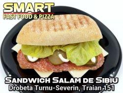 Sandwich cu salam de Sibiu image