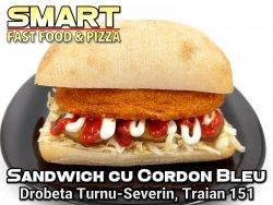 Sandwich cu cordon bleu image