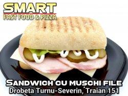 Sandwich cu mușchi file image