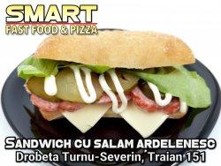 Sandwich cu salam ardelenesc image