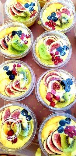 Budinca de fructe image