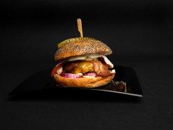 Gurmand club burger  image