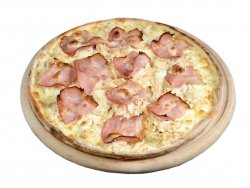 Pizza Chicken & bacon 26 cm image