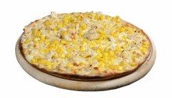 Pizza Chicken & corn 45 cm image