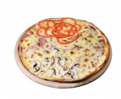 Pizza Quattro stagione 30 cm image