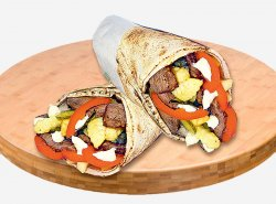 Sandwich filly steak image