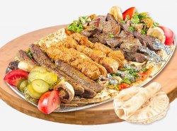 Platou libanez grătare - 4 persoane image