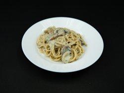 Gorgonzola e funghi  image