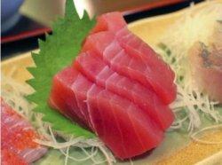 Sashimi ton 3 pieces
