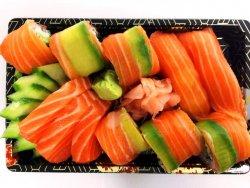 Salmon set (11 piese)