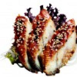 Sashimi anghila 3 pieces