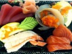 Sashimi set (12 piese)