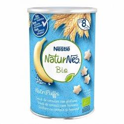 Nutripuffs Naturnes Bio Cereale si banane x 35g image