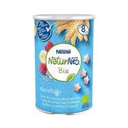 Nutripuffs Naturnes Bio Cereale si zmeura x 35g image