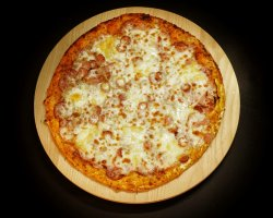 Pizza Affumicata image