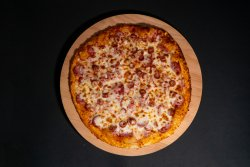 Pizza Garlic image