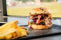 Meniu V8 Burger image
