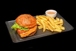 Golden Burger image