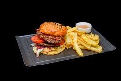 V8 Burger image