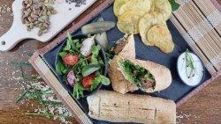 Sandwich Frigărui de pui mare image