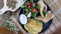 50% reducere: Sandwich Kebab mic image