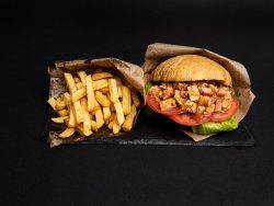 Oferta de Marți: Burger My Kebab cu carne de porc image