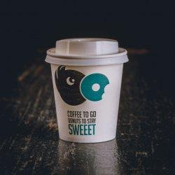 Cafea Espresso lung cu lapte image