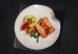 File de somon norvegian By Chef Cristian Dumitru image