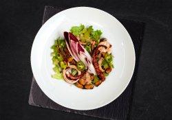 Sea food salad By Jakob Hausmann image
