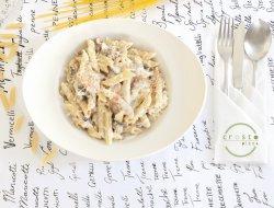 Spaghetti pollo image
