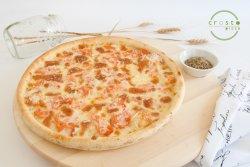 Pizza Al Salmono 40 cm image