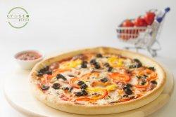 Pizza al pollo 26 cm image