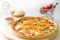 Pizza Vegetariano 40 cm image