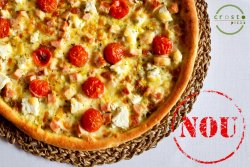 Pizza Basilico 26 cm image