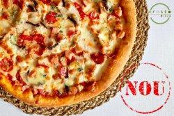 Pizza Pollo Picante 32 cm image