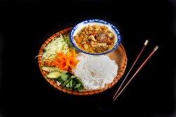 Bun Cha - Piept de Porc la grătar cu chiftele  image