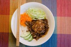 Pho Tron Bo - Paste de orez cu vită image