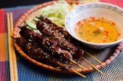 Thit Xien Nuong - Frigărui de porc la grătar image