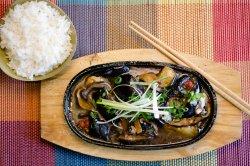 Ca Tim Xao Nam - Vinete cu ciuperci și orez simplu image