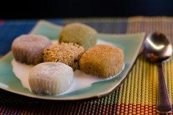 Mochi cu lapte de cocos image