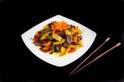 Bo Xao Sa Ot - Vită cu lemongrass și ardei iute image