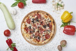 Pizza Diavolo 24 cm