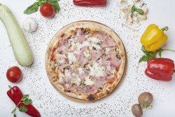 Pizza Prosciutto e funghi 24 cm