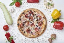 Pizza Quattro Stagioni 24 cm