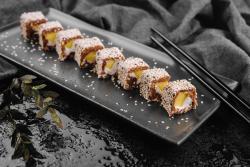 Chocolate Mango Roll image